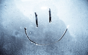 smiley face water drops window panes dew rain on glass 1920x1200 wallpaper_wallpaperswa.com_9