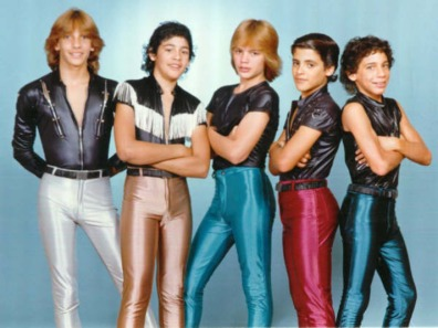 At least I looked good on the outside.  I'm the one with the skinny pants.
