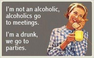 drunk parties