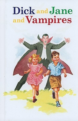 I didn't know Dick and Jane were into the creepy stuff.  Seems sorta fetish-y, don't ya think?