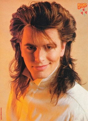 Oh don't be so smug, John Taylor.  My reflex is to tell you that life isn't always a new moon on Monday. I'll save a prayer for you.