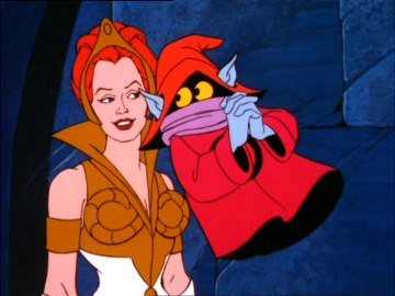 Looks like a 13th stepping attempt going on.  Bad Orko.  Bad!  Leave the newcomer alone!!