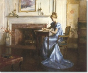 marguerite-pearson-women-writing-a-letter