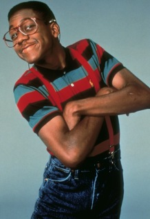 When in doubt, I just ask myself - what would Urkel do?  And life glides like a penguin on ice.
