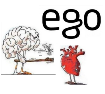 ego-heart-brain