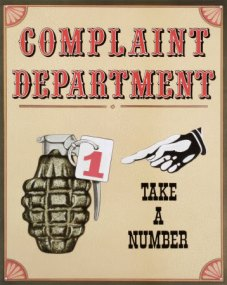94552Complaint-Department-Posters