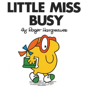 More like Little Miss Nosey.  Get out of my head, showoff!!
